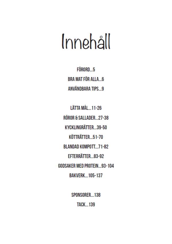 Innehall-Jennies-meny